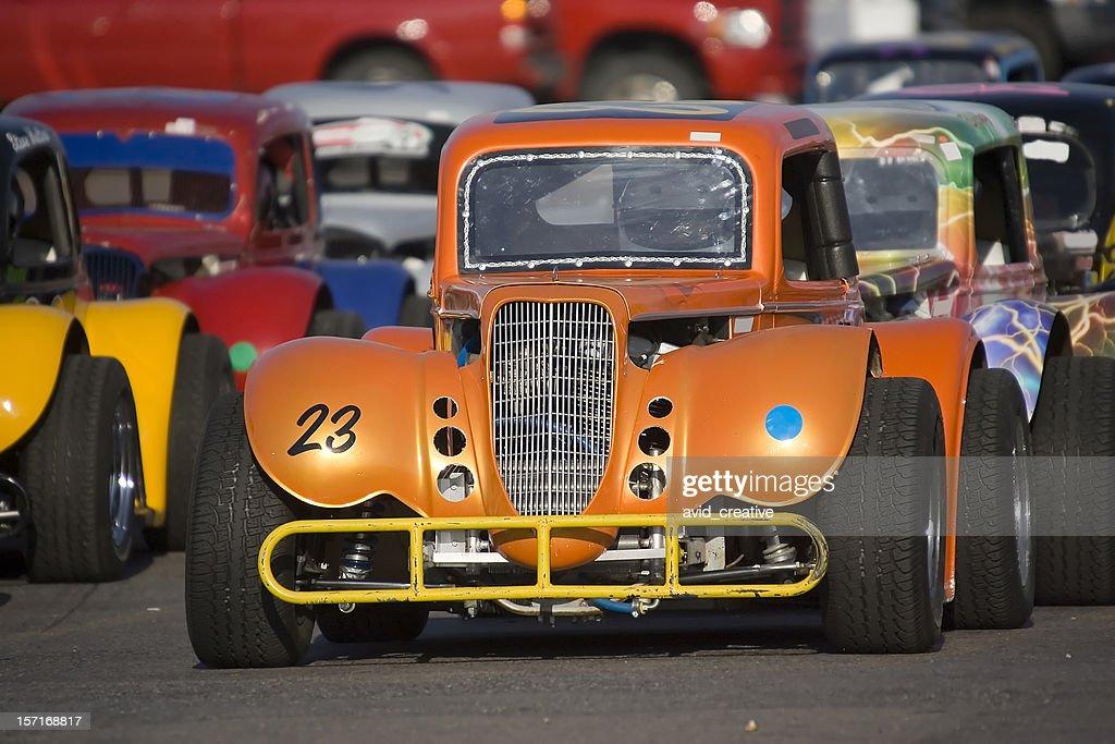 Midget race car picture