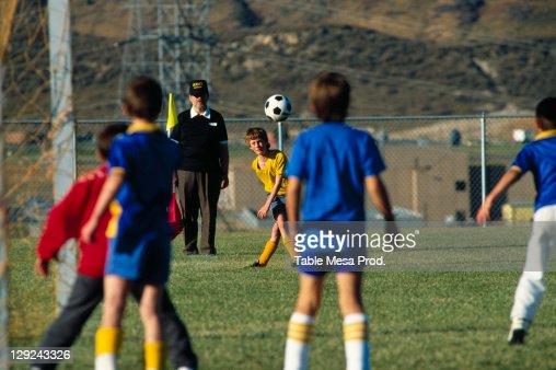 Midget Soccer 73