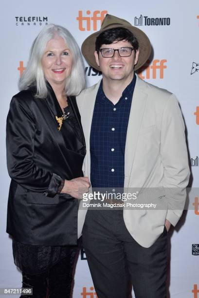Midnight Madness programmer Peter Kuplowsky and mother Win Kuplowsky attend 'The Crescent' premiere during 2017 Toronto International Fiilm Festival...