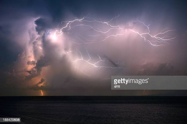 Midnight Thunderstorm (XXXL)