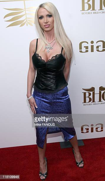 Midsummer night's Dream Event in Los Angeles United States on August 03 2005 Nikki Benz at Citrine on Melrose