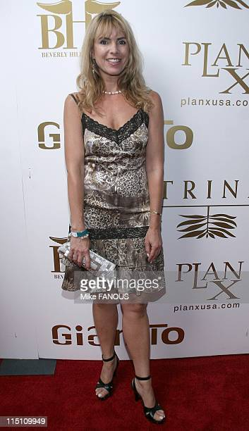 Midsummer night's Dream Event in Los Angeles United States on August 03 2005 Julia Verdin at Citrine on Melrose
