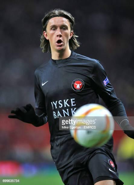 FC Midtjylland's Kristoffer Olsson