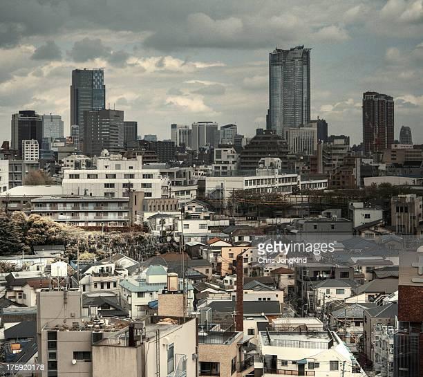 Midtown & Mori Tower