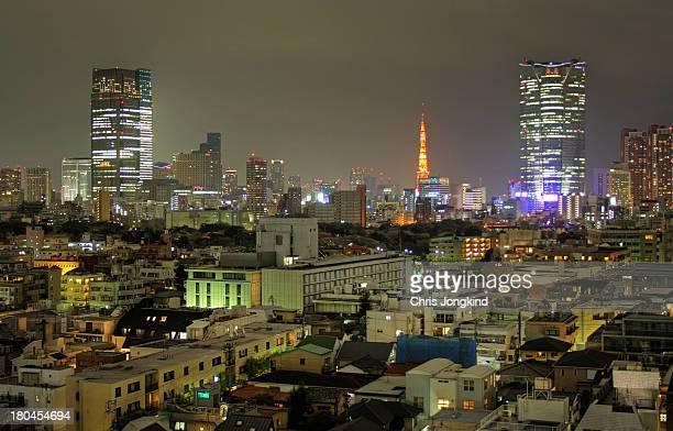 Midtown, Tokyo Tower, Mori Tower