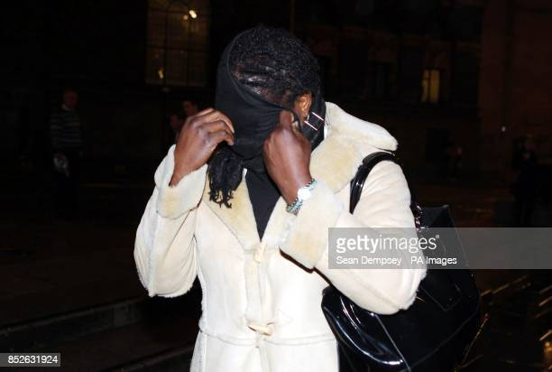 Midwife Yvonne MusondaMalata leaves the Nursing and Midwifery Council in central London where she is facing allegations alongside Midwife Christine...