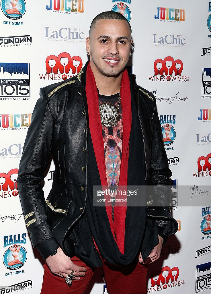 Miguel Allure attends 'Jerseylicious' Season 5 Premiere Party at Midtown Sutton on January 28, 2013 in New York City.
