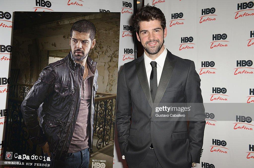 HBO Latino's Capadocia Season 3 Premiere Event NYC