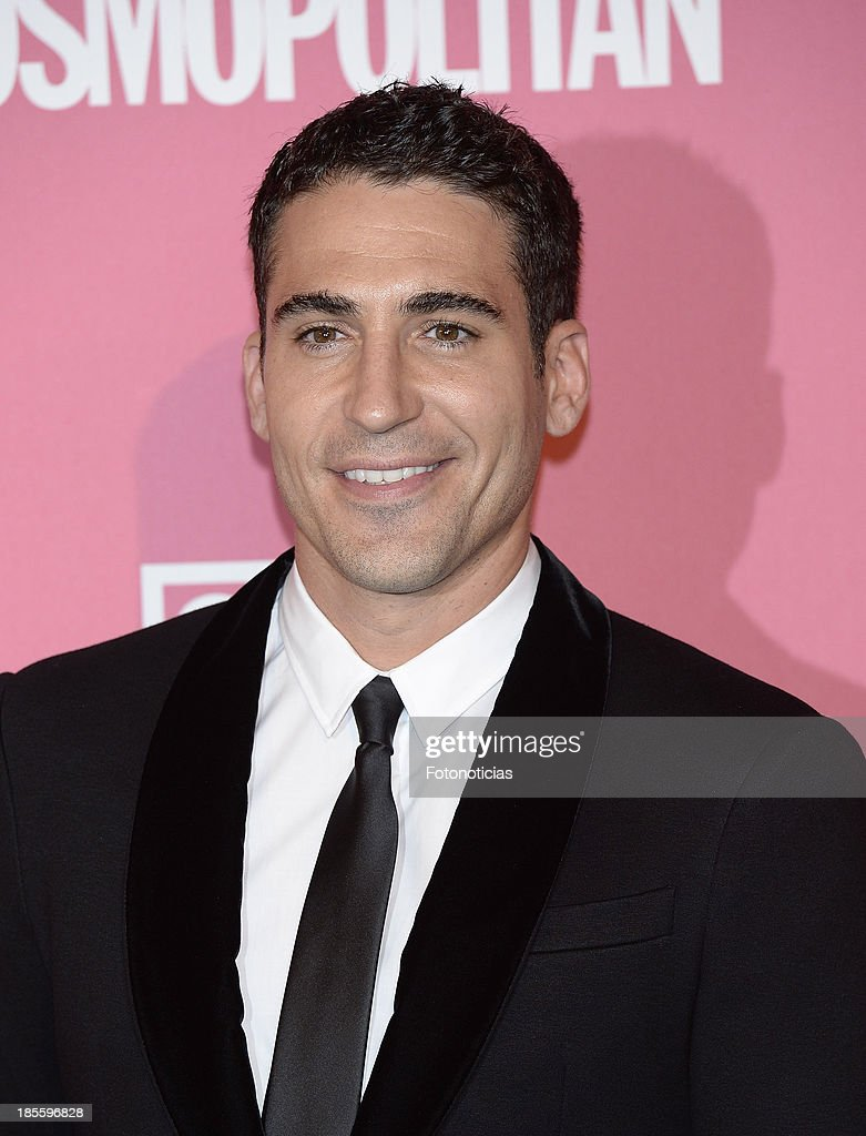 <a gi-track='captionPersonalityLinkClicked' href=/galleries/search?phrase=Miguel+Angel+Silvestre&family=editorial&specificpeople=4001600 ng-click='$event.stopPropagation()'>Miguel Angel Silvestre</a> attends Cosmopolitan Fun Fearless Female Awards 2013 at the Ritz Hotel on October 22, 2013 in Madrid, Spain.