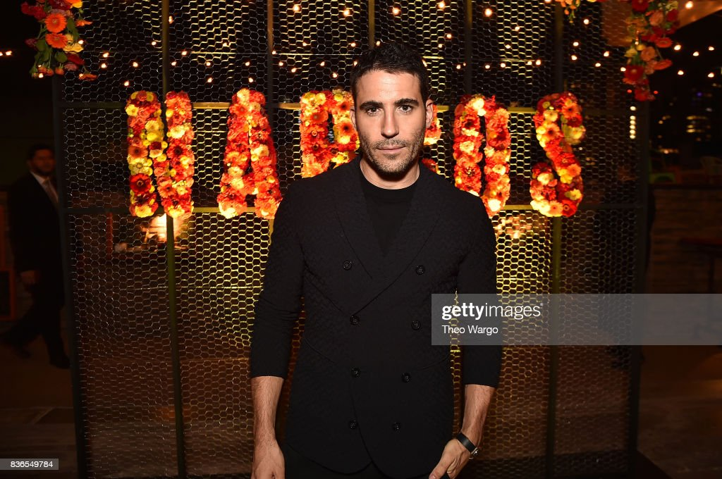 Miguel Angel Silvestre attends the 'Narcos' Season 3 New York Screening After party on August 21, 2017 in New York City.