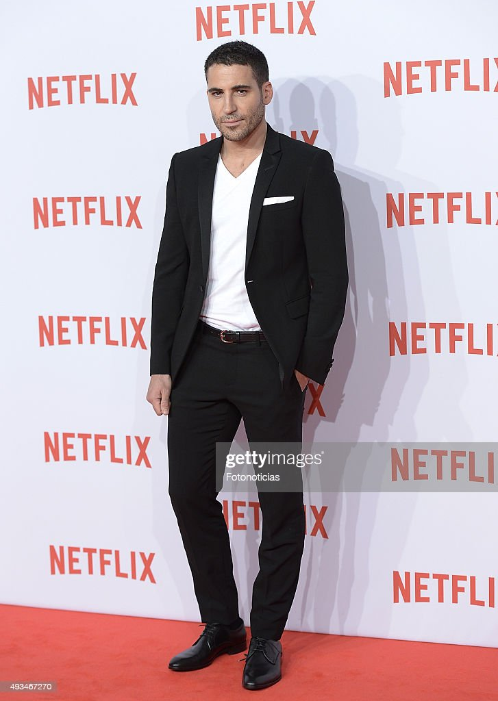 Netflix Spain's Presentation Red Carpet