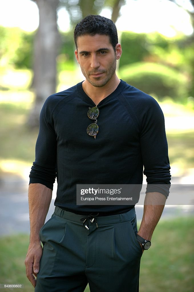<a gi-track='captionPersonalityLinkClicked' href=/galleries/search?phrase=Miguel+Angel+Silvestre&family=editorial&specificpeople=4001600 ng-click='$event.stopPropagation()'>Miguel Angel Silvestre</a> poses for a photo session on June 27, 2016 in Madrid, Spain.