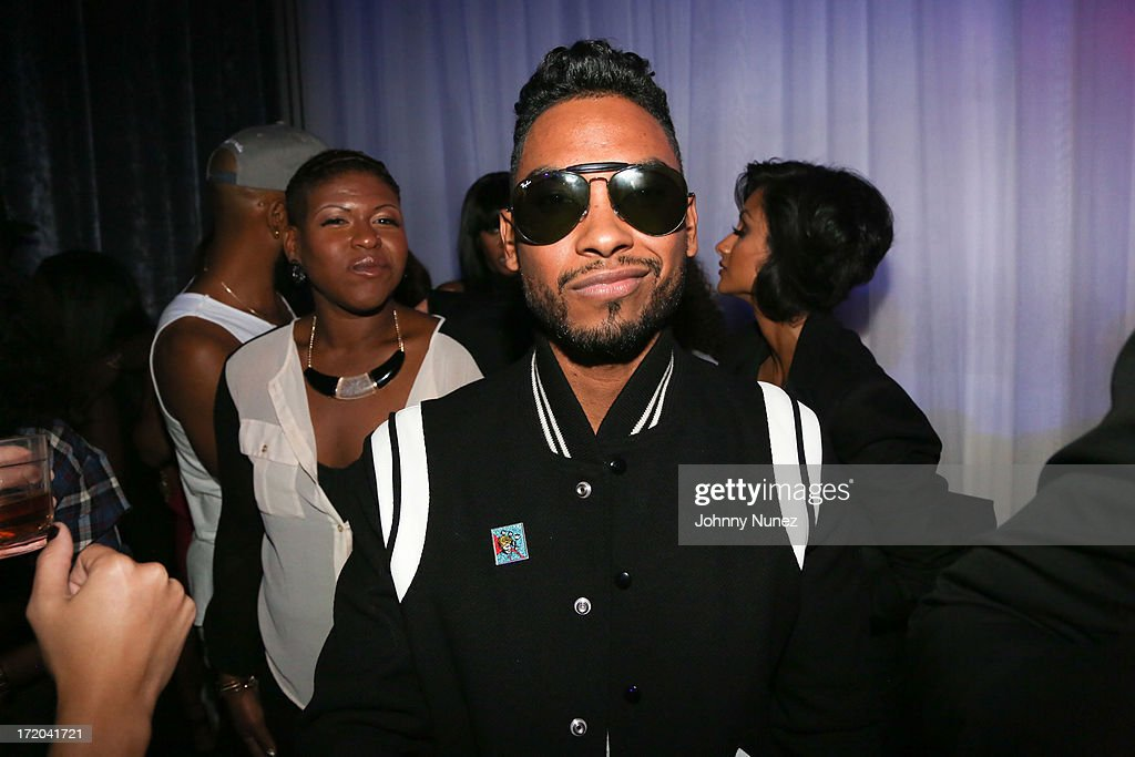 Miguel attends BET Post Party at SupperClub Los Angeles on June 30, 2013 in Los Angeles, California.