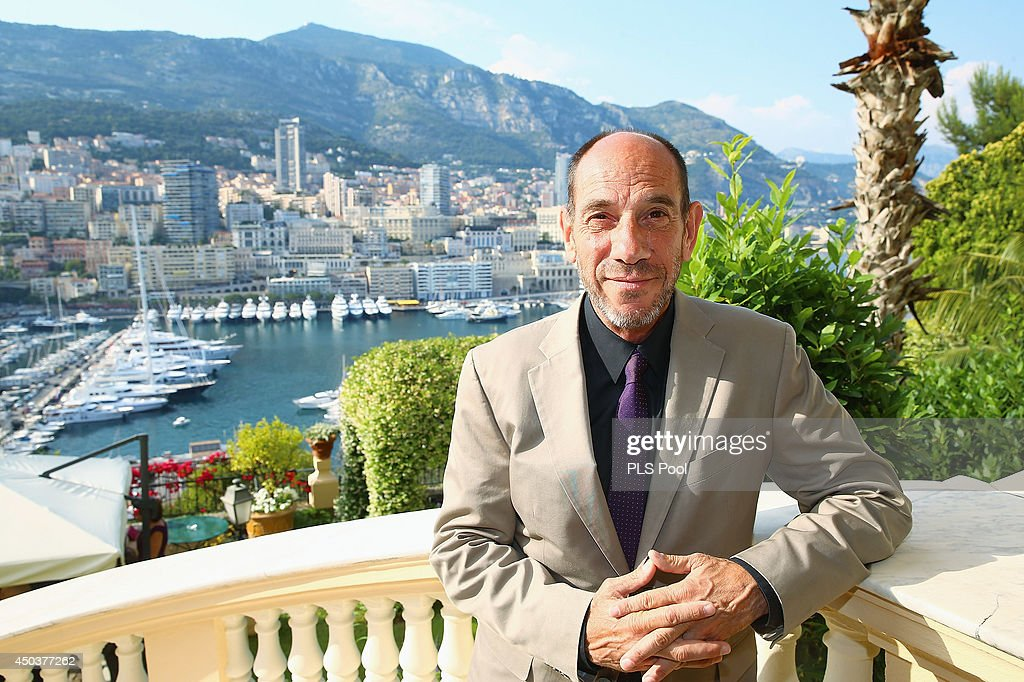 <a gi-track='captionPersonalityLinkClicked' href=/galleries/search?phrase=Miguel+Ferrer&family=editorial&specificpeople=225011 ng-click='$event.stopPropagation()'>Miguel Ferrer</a> attends a cocktail reception at the Ministere d'Etat on June 9, 2014 in Monte-Carlo, Monaco.
