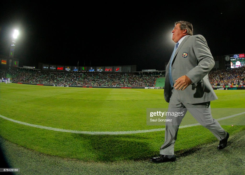 Santos Laguna v America - Torneo Apertura 2017 Liga MX