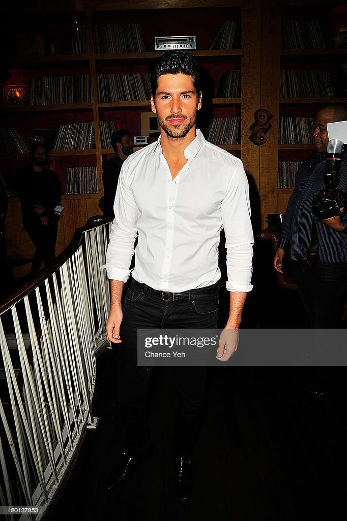 Miguel Iglesias attends 2nd Supermodel Saturday at No.8 on March 22, 2014 in New York City.