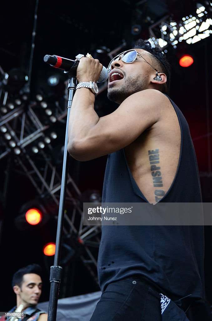 Miguel performs during HOT 97 Summer Jam XX at MetLife Stadium on June 2, 2013 in East Rutherford, New Jersey.