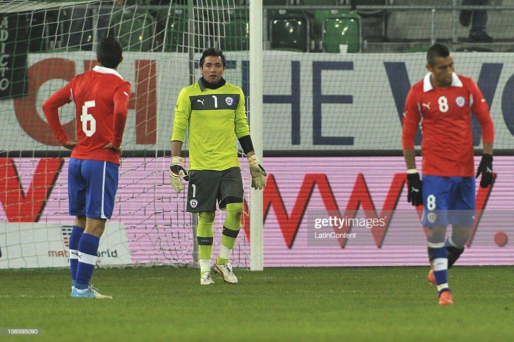 Chile v Serbia - FIFA Friendly Match