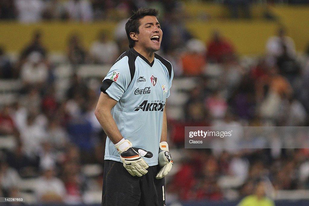 Atlas v Pumas - Clausura 2012