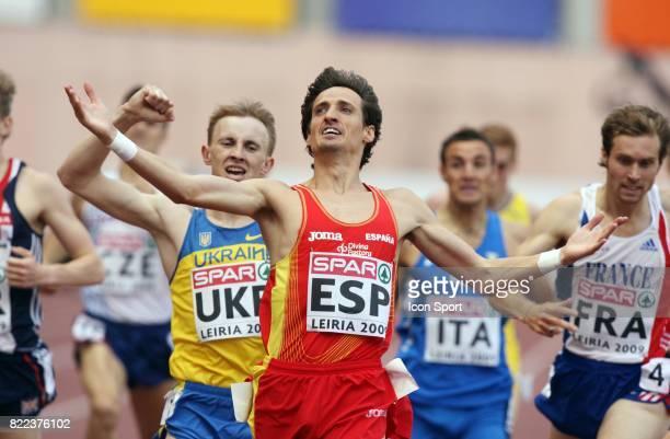 Miguel QUESADA Championnats d'Europe athletisme par equipes 800 metres Portugal