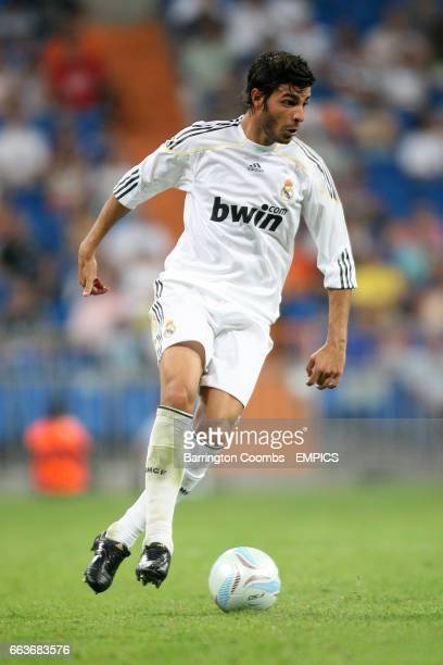 Miguel Torres Real Madrid