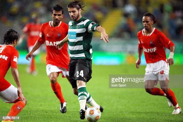 Miguel Veloso Sporting Portugal / Maritimo 9e journee du Championnat Portugal