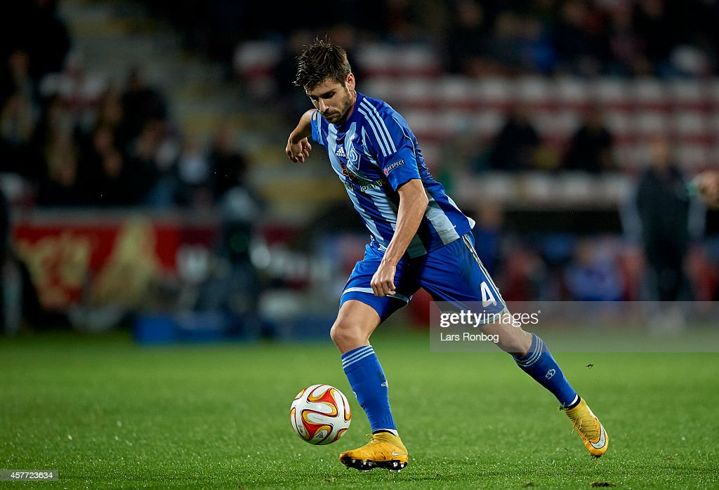 Aalborg BK v FC Dynamo Kyiv - UEFA Europa League