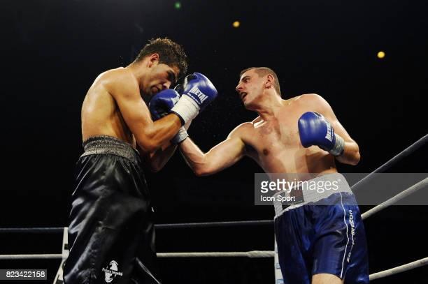 Mihai MACOVAI / Hakim CHIOU Combat international des poids super Moyens Palais des Sports Paris