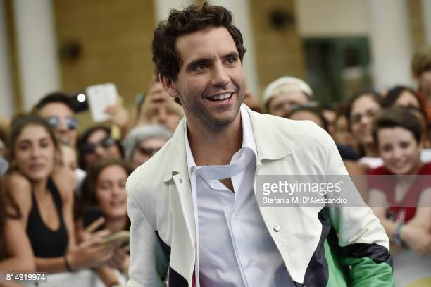 Mika attends Giffoni Film Festival 2017 on July 15 2017 in Giffoni Valle Piana Italy
