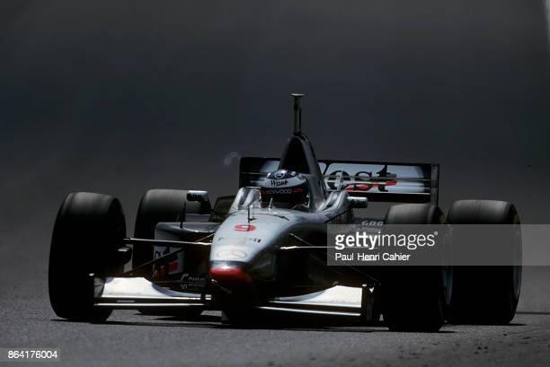 Mika Häkkinen McLarenMercedes MP4/12 Grand Prix of Japan Suzuka Circuit 12 October 1997