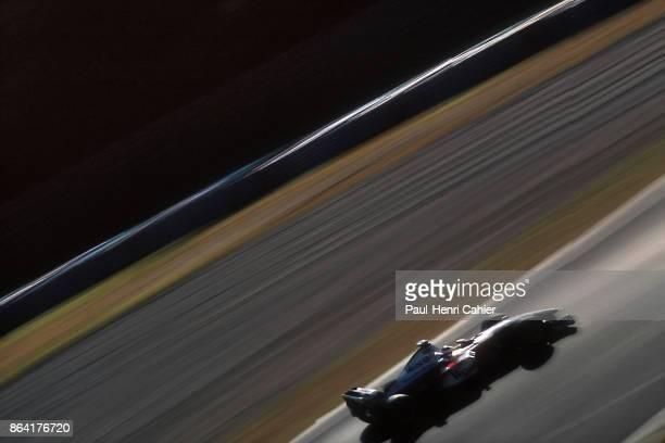 Mika Häkkinen McLarenMercedes MP4/14 Grand Prix of Japan Suzuka Circuit 31 October 1999