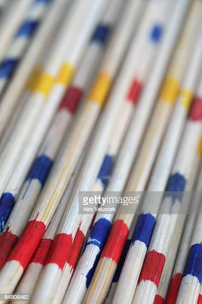 MIkado pickup sticks