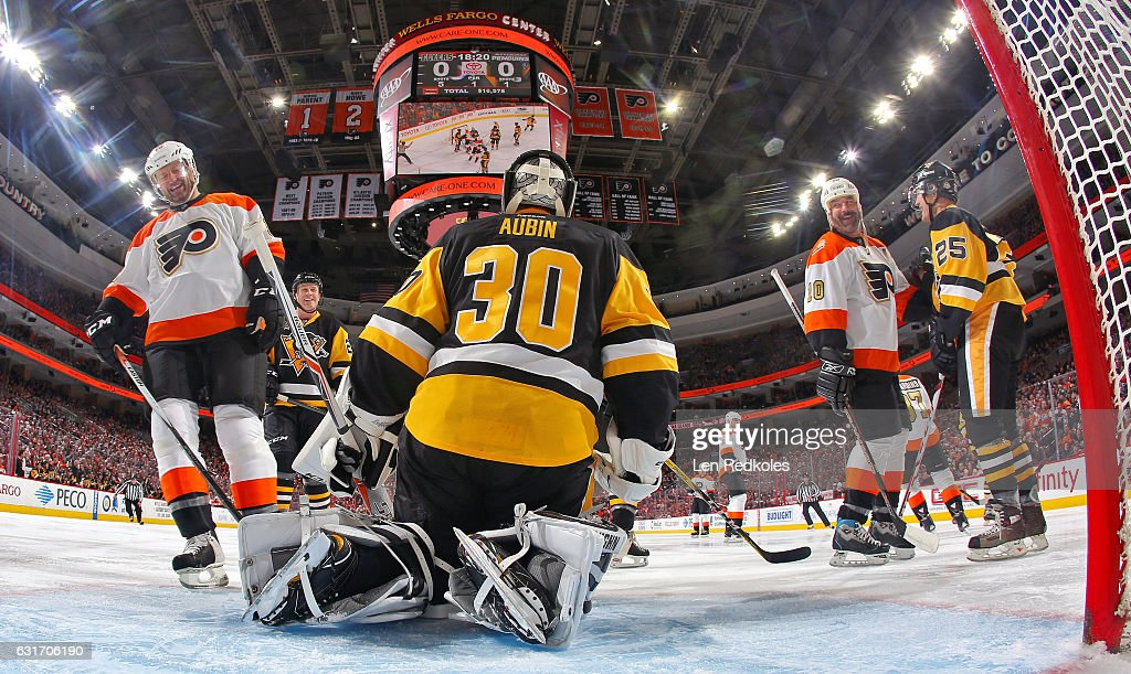 Pittsburgh Penguins v Philadelphia Flyers Alumni Game