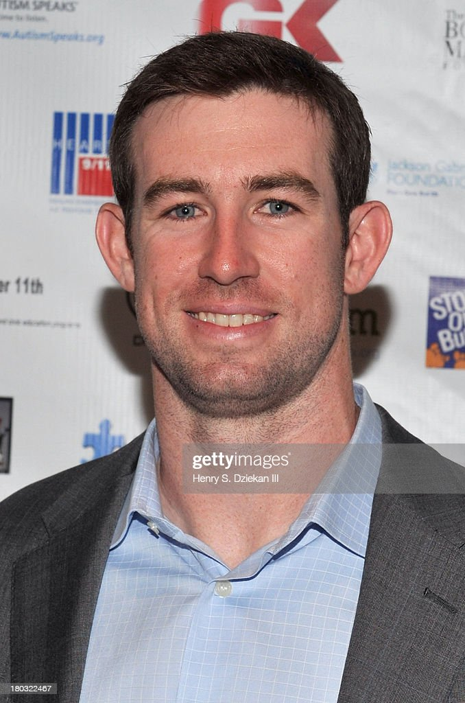 Mike Baxter attends the 2013 Cantor Fitzgerald And BGC Partners Charity Day at Cantor Fitzgerald on September 11, 2013 in New York City.