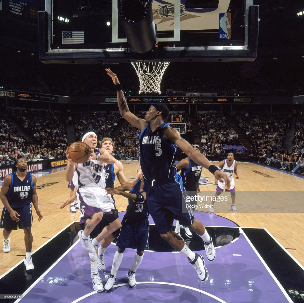 Dallas Mavericks v Sacramento Kings s and
