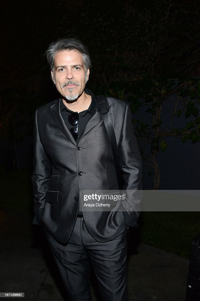 Mike Bruce attends the Electric Entertainment AFM Party at the Viceroy Hotel on November 8, 2013 in Santa Monica, California.