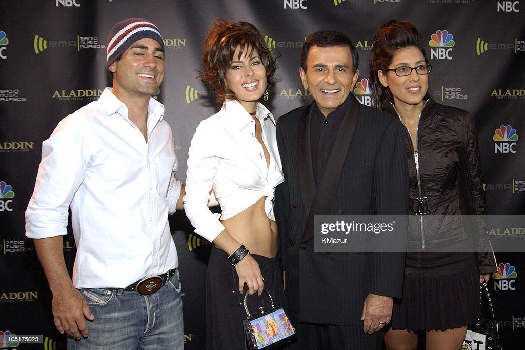 Mike Casem, Kerri Casem, Kasey Casem, and Julie Kasem