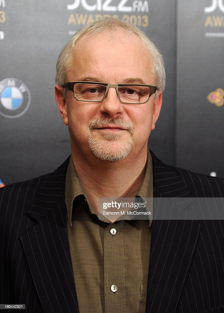 Mike Chadwick attends the Jazz FM Awards at One Marylebone on January 31, 2013 in London, England.