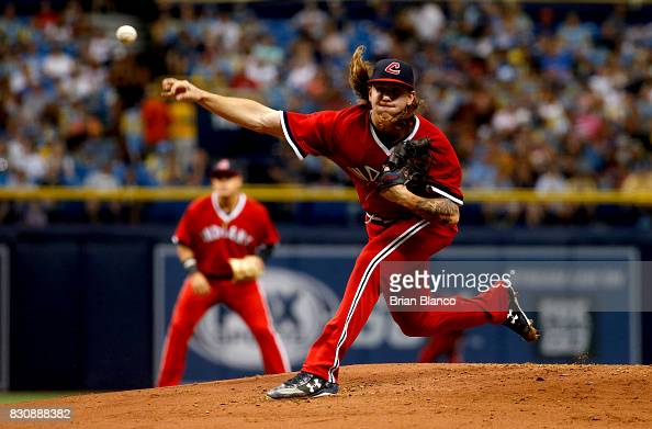 mike-clevinger-of-the-cleveland-indians-pitches-during-the-first-of-picture-id830888382?s=594x594