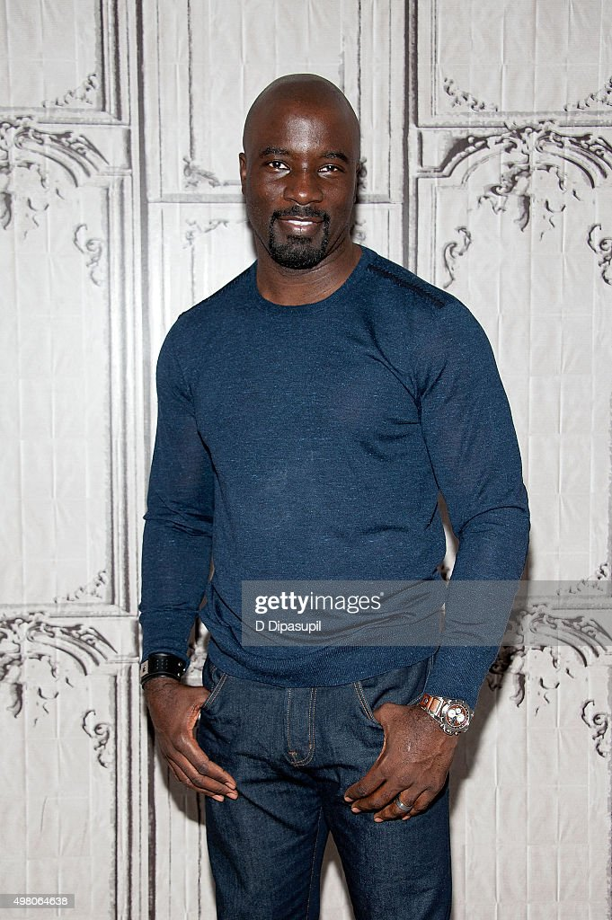 "AOL BUILD Series: Mike Colter, ""Jessica Jones"""