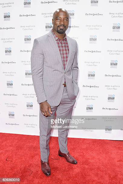 Mike Colter attends the 26th Annual Gotham Independent Film Awards at Cipriani Wall Street on November 28 2016 in New York City