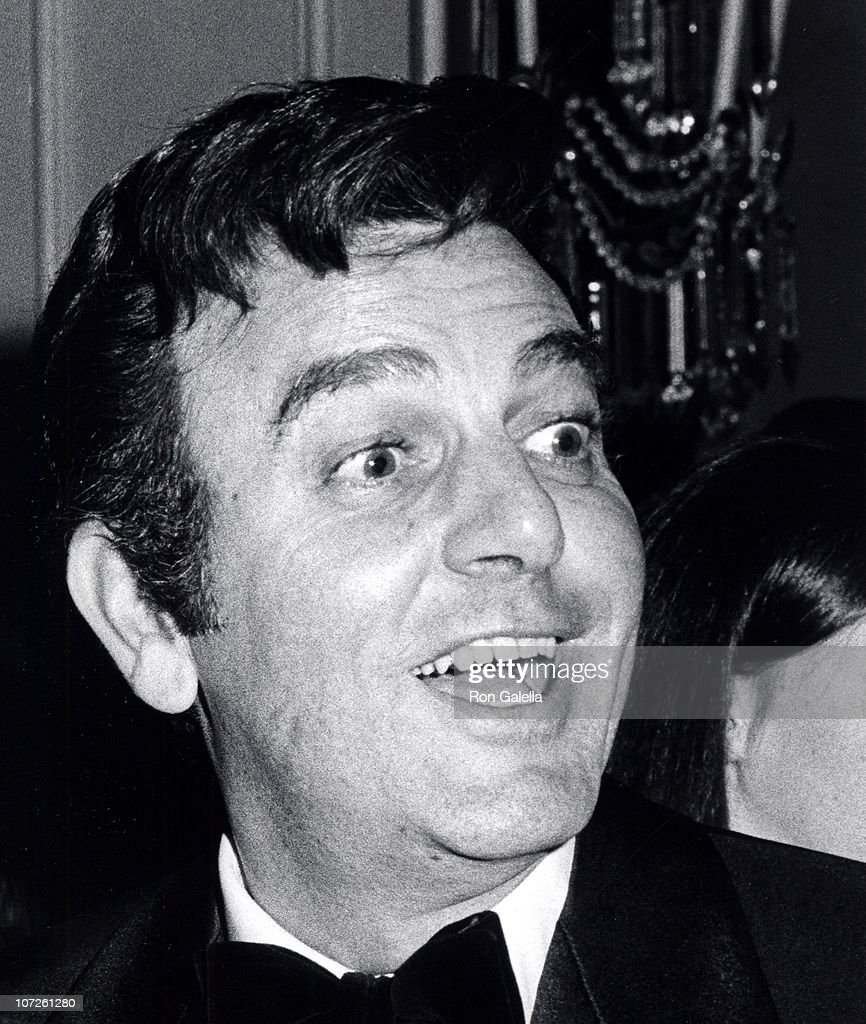 Mike Connors during 29th Annual Golden Globe Awards at Hilton Hotel in Beverly Hills, California, United States.