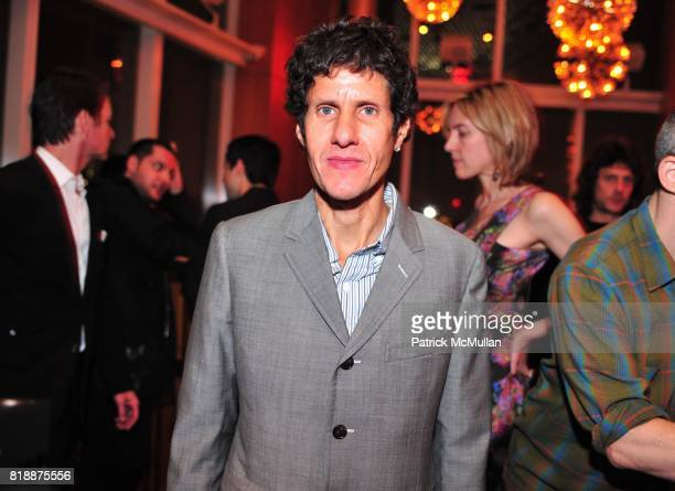 Mike D attends NOWNESS Presents the New York Premiere of JeanMichel Basquiat The Radiant Child at MoMa on April 27 2010 in New York City