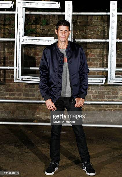 Mike D attends the Stella McCartney Menswear launch and Women's Spring 2017 collection presentation at Abbey Road Studios on November 10 2016 in...