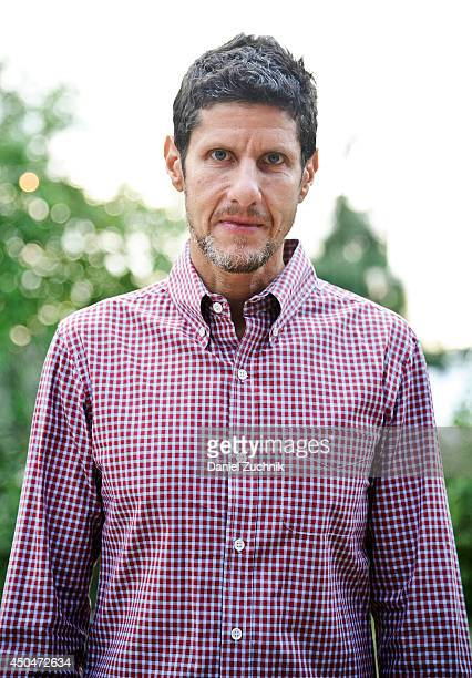 Mike D of The Beastie Boys attends the Monster Children Magazine Issue Launch Celebration at Pioneer Works on June 11 2014 in New York City