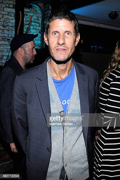 Mike D of the Beastie Boys attends WOM Townhouse The Perfection of Sound event on October 14 2015 in New York City