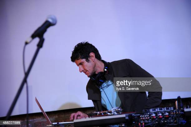 Mike D of the Beastie Boys performs at the first annual Village Fete at Pioneer Works on May 4 2014 in New York City