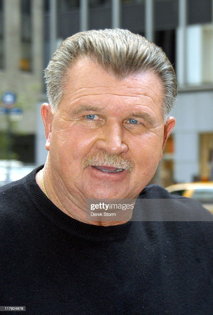 """Mike Ditka and Tony Dorset Appear on """"Fox & Friends"""" - September 14, 2004"""