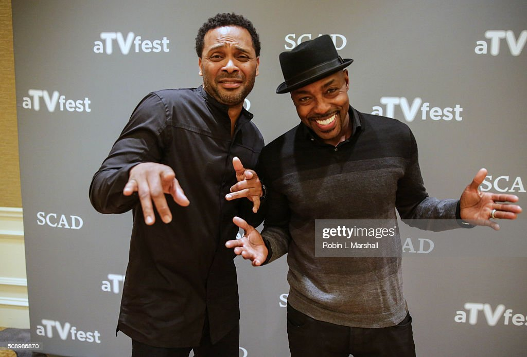 <a gi-track='captionPersonalityLinkClicked' href=/galleries/search?phrase=Mike+Epps&family=editorial&specificpeople=2137559 ng-click='$event.stopPropagation()'>Mike Epps</a> and <a gi-track='captionPersonalityLinkClicked' href=/galleries/search?phrase=Will+Packer&family=editorial&specificpeople=2236133 ng-click='$event.stopPropagation()'>Will Packer</a> attend aTVfest on February 7, 2016 in Atlanta, Georgia.