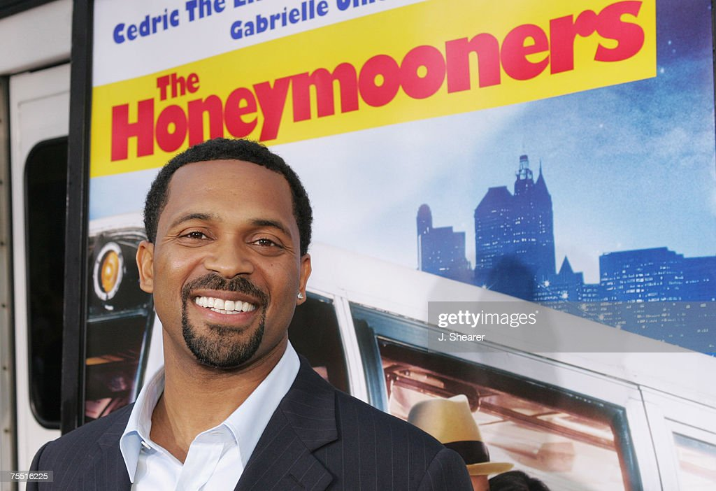 Mike Epps at the Grauman's Chinese Theater in Hollywood, California